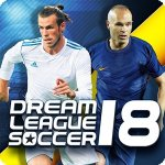 Dream League Soccer 2018 v5.02 APK + MOD Full (Unlimited money) for Android free