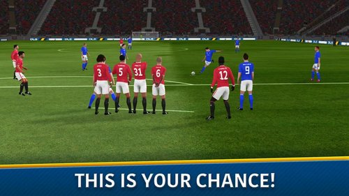 Dream League Soccer 2018 V5 03 Apk Mod Unlimited Money Free Download 2