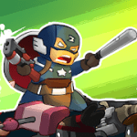 Captain Zombie v1.57 + (Unlimited Coins/Gems) free download