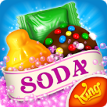 Candy Crush Soda Saga v1.125.2 + (100 plus moves/Unlock all levels & More) download free