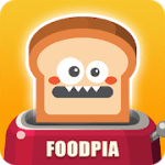 Foodpia Tycoon v1.3.8 + (Mod Money) download free