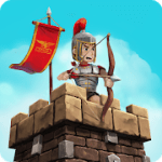 Grow Empire: Rome v1.3.60 + (Mod Money) download free