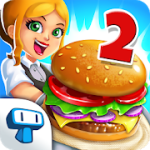 My Burger Shop 2 – Fast Food Restaurant Game v1.4.2 + (Mod Money) download free