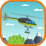 Go Helicopter v2.8 + (Mod Money) download free