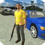 Real Gangster Crime v4.8b + (Mod Money) download free