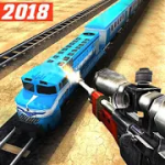 Sniper 3D : Train Shooting Game v3.0 + (Free Purchase) download free