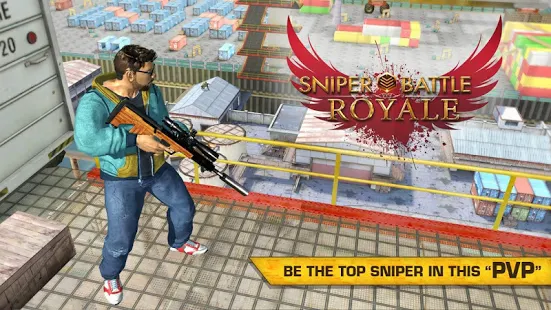 Sniper Royale V2.0 + (Mod Money) Download Free