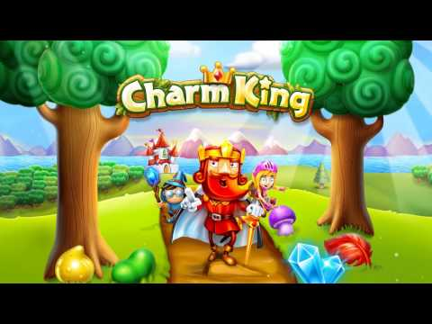 Charm King V4.98.0 + (Mod Gold) Download Free