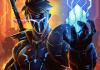 Heroes Infinity Gods Future Fight V1.23.3 + (Mod Money) Download Free