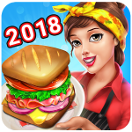 Food Truck Chef Cooking Game v 1.3.7 Hack MOD APK (Gold / Diamonds)