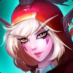 Mighty Party: Heroes Clash v 1.15 Hack MOD APK (money)