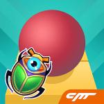 Rolling Sky v 1.7.7.1 Hack MOD APK (Balls / Shields / Keys)