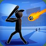 Stickman Baseball v 1.5 Hack MOD APK (Money / Free Upgrade)