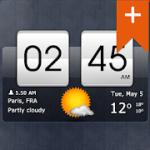 Sense Flip Clock & Weather Pro 4.40.20 APK Paid