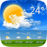GO Weather Widget Theme, Wallpaper, Efficient 6.153 APK