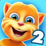 Talking Ginger 2 v 2.6.6.11 APK + Hack MOD (money)