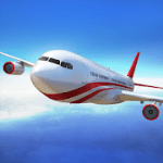 Flight Pilot Simulator 3D v 1.3.7 Hack MOD APK (money)