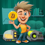 Idle Miner Simulator – Tap Tap Bitcoin Tycoon v 0.8.0 Hack MOD APK (Money)