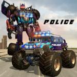 Police Monster Robot Superhero Hack MOD APK (Unlocked)