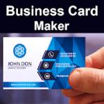 Business Card Maker Free Visiting Card Maker photo 5.2 APK