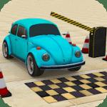 Classic Car Parking Real Driving Test v 1.1 Hack MOD APK (Ads-free)