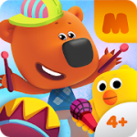 Rhythm and Bears v 1.180726 Hack MOD APK (Unlocked)