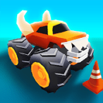 Monster truck.io v 1.0.7 Hack MOD APK (Unlimited Gold / Diamond / Point)