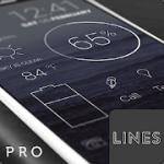 Lines Icon Pack Pro Version 3.0.2 APK