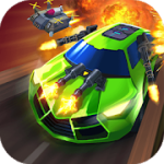 oad Rampage: Racing & Shooting to Revenge v 2.9 Hack MOD APK (UNLIMITED GOLD / COINS / DIAMONDS / FUEL)