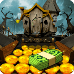 Zombie Ghosts Coin Party Dozer v 10.1.2 Hack MOD APK (Infinite diamonds / gold / tokens / bucks)