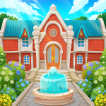 Matchington Mansion v 1.40.1 APK + Hack MOD (Unlimited Coins / Stars)