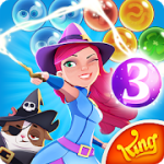 Bubble Witch 3 Saga v 6.2.5 hack mod apk (Unlimited Boosters & More)