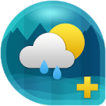 Weather & Clock Widget for Android Ad Free v 4.1.2.5 APK Paid