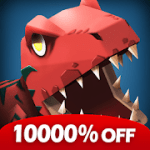 Call of Mini Dino Hunter v 3.2.3 hack mod apk (Gold / Gems)