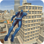 Rope Hero Vice Town v 3.9.1 Hack mod apk (Unlimited Money)