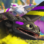 School of Dragons v 3.8.0 Hack mod apk (Infinite Fishe)