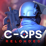 Critical Ops Reloaded v 1.0.5.f125 Hack mod apk (full version)