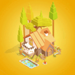 Pocket Build Ultimate sandbox building v 3.08 Hack mod apk (free purchases)
