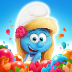 Smurfs Bubble Shooter Story v 3.00.040201 Hack mod apk (infinite Lives / Coins / Booster)