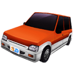 Dr Driving v 1.63 Hack mod apk (a lot of money and gold + bought all cars)