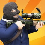 Snipers vs Thieves v 2.13.39811 Hack mod apk  (unlimited ammo)