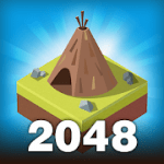 Age of 2048 Civilization City Building Games v 1.6.15 Hack mod apk (Every IAP is free)