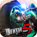 Death Moto 5 Free Top Fun Motorcycle Racing Game v 1.0.22 Hack mod apk (Unlimited Money)