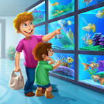 Fish Tycoon 2 Virtual Aquarium v 1.10.14 Hack mod apk (Unlimited Money / Gems)