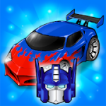 Merge Battle Car Best Idle Clicker Tycoon game v 2.0.1 Hack mod apk  (Unlimited Coins)