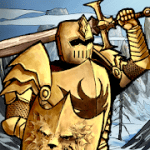 Paladin's Story Melee & Text RPG Offline  v 0.73 Hack mod apk (Unlimited gold coins)