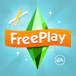 The Sims FreePlay v 5.55.0 Hack mod apk  (Unlimited money / VIP)