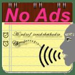 Voice Notes (No Ads) 3.82 pro APK Paid
