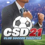 Club Soccer Director 2021  Soccer Club Manager v 1.4.3 Hack mod apk (Mod Money / Unlocked)