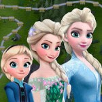 Disney Frozen Free Fall  Play Frozen Puzzle Games v 9.5.1 Hack mod apk (Infinite Lives / Boosters / Unlock)